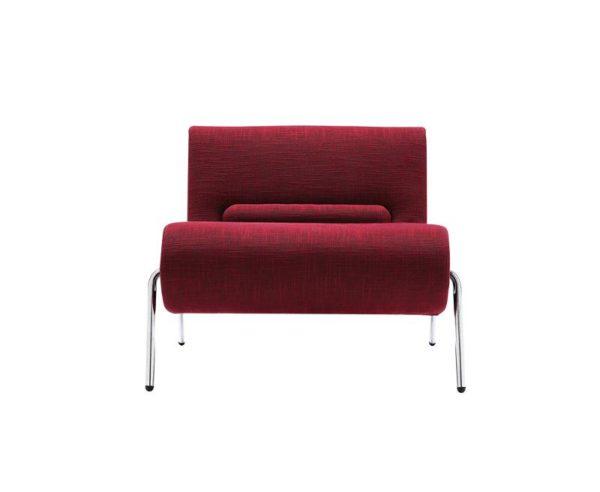 σαλόνι-πολυθρόνα-ύφασμα
