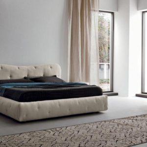 κρεβάτι-ύφασμα
