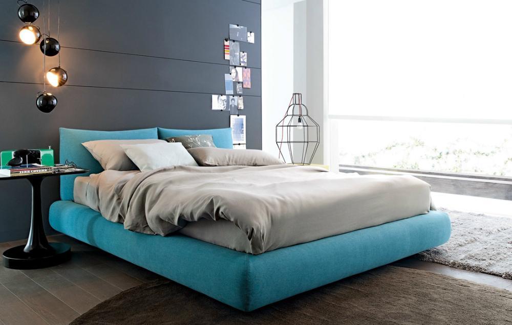 κρεβάτι-υφασμα